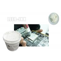 Best White Color Thermal Conductive Grease For GPU Heat Sink Low Oil Yield wholesale