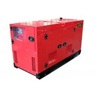 China 4 Stroke 50HZ 10KW 13KVA Silent PERKINS Diesel Generator powered by 403D-15G on sale