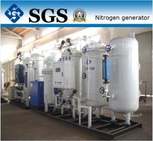 Best Oil & Gas Extraction Energy Saving Membrane Nitrogen Generator 95%-99.99% Purity wholesale