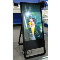 Best Interactive kiosk Queue management Kiosk with touch screen self service check in kiosk wholesale