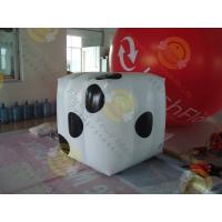 Cheap 1m Square Large Inflatable Dice Strong - Resistant For Sporting Events for sale
