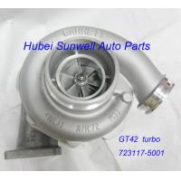 Best Garrett GT42 turbo charger 723117-5001 for HOWO truck Weichai engine 61560116227 wholesale