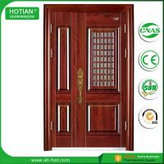 Approbed Steel Fire Rated Door Popular For House Entrance Metal Doors
