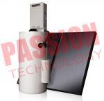 Best Laser Welding Split Solar Water Heater Flat Plate White Color Steel Outer Tank wholesale
