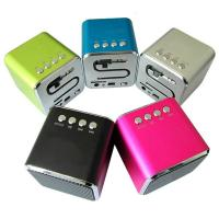 Cheap External Wireless Cell Phone Speakers Green For iPad / iPod for sale