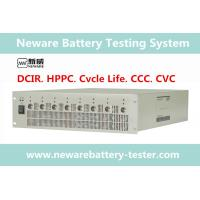 Best Ultra High Precision Neware Battery Tester 10V / 10A DCIR And Pulse Test Supported wholesale