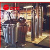 Best 200 Gallon Home Moonshine Distillation Equipment 3mm Thickness CE wholesale