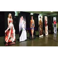 Best High Definition Poster Light Box Displays P2.571mm 1944x576x35mm wholesale