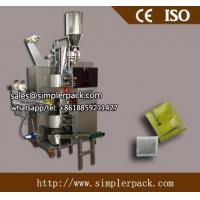 Quality Automatic Stick Type Nylon Tea Bag Packing Machine wholesale
