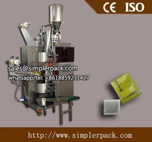 Best Automatic Stick Type Nylon Tea Bag Packing Machine wholesale