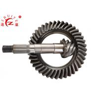 Best Wearable Auto Rickshaw Gear / Spiral Bevel Gear Pinion And Crown OEM Acceptable wholesale