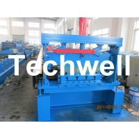Best 10 - 12Mpa Hydraulic Pressure Metal Deck Roll Forming Machine for 0.8 - 1.2 mm Thickness wholesale