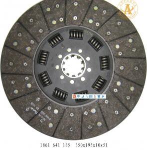 """Best 1861640135 350*195*10*51 volvo 0512 hub profile 2""""-10n wholesale"""