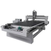 Best 4 Axis CNC Wood Engraving Machine with Rotary Axis Fixed in X-axis wholesale