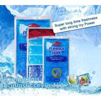 Best Gel Ice wine bag for keeping your food fresh and cool, Ice Bag Wine Cooler Bag, gel ice cooler box for keeping fresh of wholesale