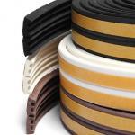 Best Flexible medium density sponge silicone rubber flat seal strip wholesale