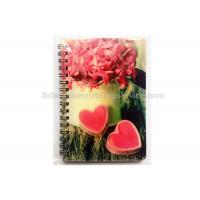 Best PP Cute Pattern Lenticular Notebook For Kid wholesale