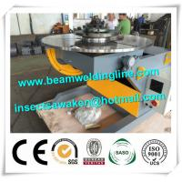 Quality Adjustable Rotary Welding Positioners , Lift Horizontal Revolving Weld Positioner wholesale