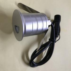 Best Outdoor waterproof IP65 1W LED underground lights/LED step lights/led underground lamp wholesale