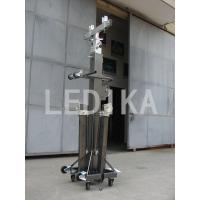 Best Aluminum Stand Truss Tower System Lifting Tower Circular Column Manual Elevator wholesale