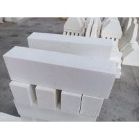 Cheap Ultra Purity Refractory Sintered Corundum Bricks for Steel / Electronics and Petrochemical Furnaces for sale