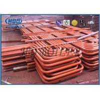 Best Red Carbon Steel Superheater And Reheater Energy Saving For Power Station wholesale