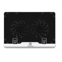 Best 12cm Dual Fans 17 inch Notebook Cooler Laptop cooling pad with USB Port wholesale