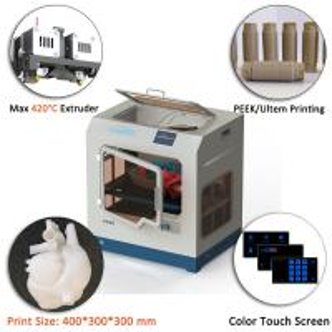 Best High Precision PEEK 3D Printer Automatic CreatBot 3d Printing Equipment wholesale