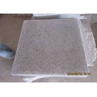Buy cheap G681 Granite Stone Tiles Bathroom Use Polished Cream Beige Color from wholesalers