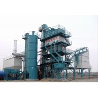 Quality 40mm Maximum Size Aggregate Asphalt Plant , 3.40M Feeding Height Highway Construction Machinery wholesale