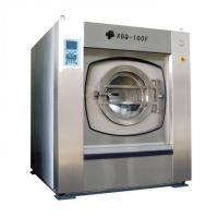China Energy Saving Industrial Front Load Washer , Industrial Laundry Washer Easy Control on sale