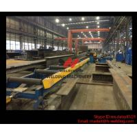 Best Original Design H Beam Flange Straightening Machinery for H Beam Production Line wholesale