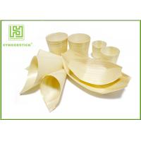 Best Wholesale Disposable Wooden Sushi Boat / Food Container for Food wholesale