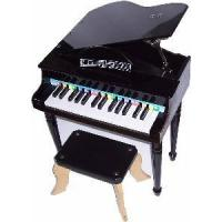 Best 30-Key Toy Grand Piano with Hinge, Matching Bench & Music Stand (G30TL-1F) wholesale