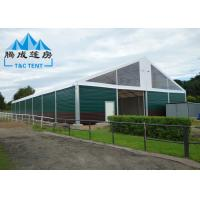 Best A Frame Sporting Event Tents Waterproof With Soft PVC Walls / Glass Walls wholesale