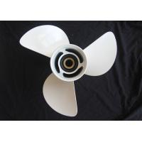 China 3 Blades Aluminum Alloy Marine Boat Outboard Propeller For Yamaha Suzuki Engines 60-115HP on sale