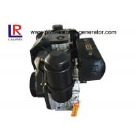 China Stable Running Air Cooled Engine 6HP Diesel Engine with Vertical Pressure Splashed on sale