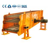 China Linear Ore Mining Crusher Circular Vibrating Screen 380V 30kw Steady Performance on sale