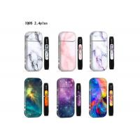 Best Colorful Skin Electronic Cigarettes Sticker / Waterproof Pvc Sticker For Iqos 2.4plus wholesale