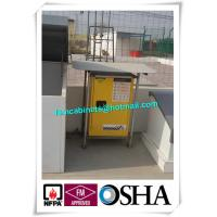 Best 4 Gallons Safety Storage Cabinets For Gas Station, Flammable Safety Storage Cabinets wholesale