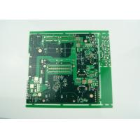 Best Green Multilayer PCB Immersion Gold 8 Layer PCB with UL Certification wholesale