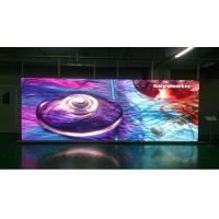 Buy cheap High Brightness Advertising Rental Led Screen 8000 cd / ㎡ with Constant driving from wholesalers