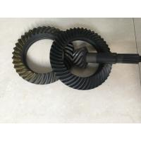 Best Custom Ring And Pinion Gears , Spiral Crown And Pinion Gear Long Using Life wholesale
