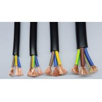 The following charts give you specifications for Hook-Up Wire H05VV-F 3 CORE flexible cable