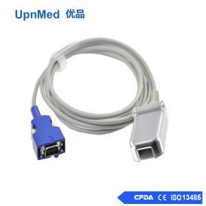 Best Compatible Nellcor Covidien M7000/M8000/M9500 DOC-10 SpO2 Adapter Cable, extension cable for Spo2 sensor ,2.4M wholesale