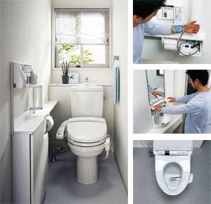 Cheap Ceramic Electronic toilet Smart Toilet Intelligent Water Closet smart toilet for sale