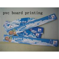 Cheap Die Cut Sintra Pvc Foam Core Signs And Display Double Sided Printing for sale
