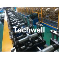 Best Galvanized Steel Profile Roller Shutter Door Guide Rail Cold Roll Forming Machine wholesale