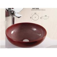 Best Bathroom furniture hand wash counter top basin with good designs wholesale