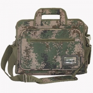 China Camouflage Portable Single Shoulder Laptop Briefcase on sale